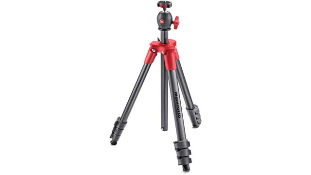 MANFROTTO Compact Light 旅行腳架